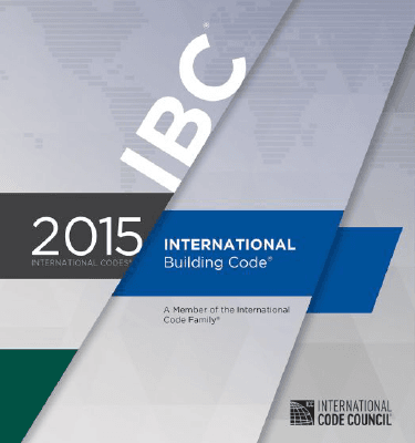 International Building Code Cover 2015